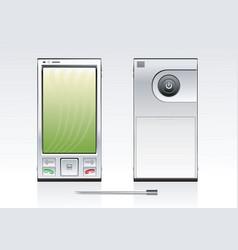 smartlphone realistic vector image vector image