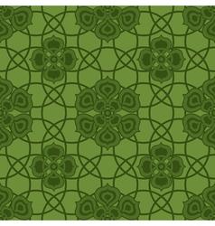 dark geometric vector image vector image
