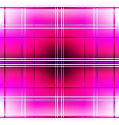 Seamless vivid checkered pattern vector image