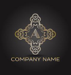 Elegant company logo vector