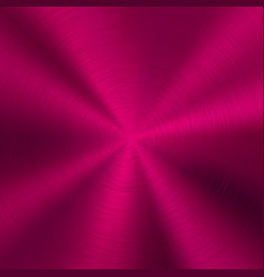 magenta technology metal background vector image