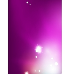Purple shiny abstract background vector