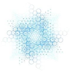 Sacred geometry star symbol vector