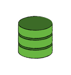 Database storage computer vector