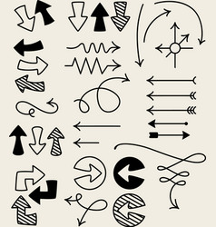 Design Elements Arrows vector
