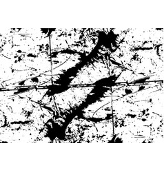 abstract black color background vector image