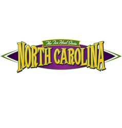 North Carolina The Tar Heel State vector image vector image