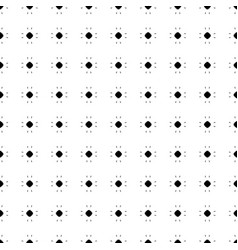 light minimalist geometric seamless pattern vector image vector image