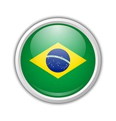 Brazilian icon vector