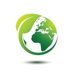 Green earth 3 vector