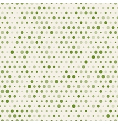 Seamless pattern with small Polka Dots vector
