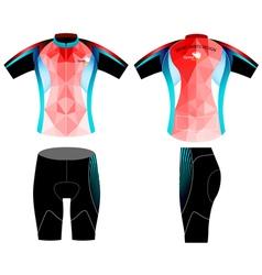 Sportswear design vector