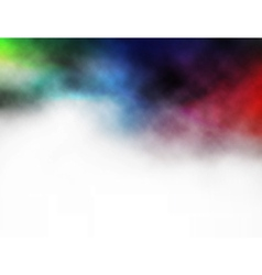 Colorful smoke background vector