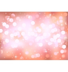 Pink lights vector image