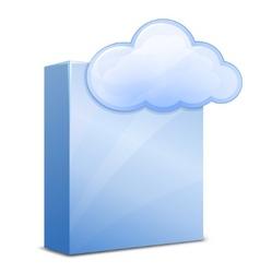 Cloud software vector