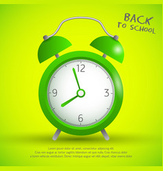 School time template vector