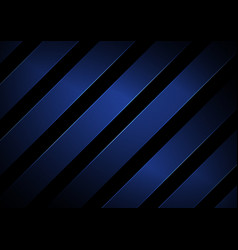 abstract stripes geometric diagonal lines blue vector image