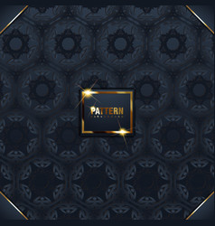 Oriental patterns background with arabic vector
