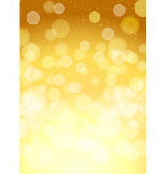 abstract golden vertical background vector image vector image