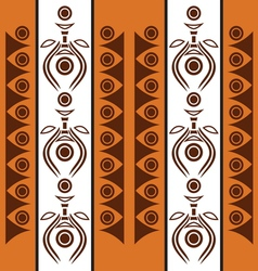 Aboriginal abstract background vector