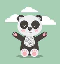 Cute animal vector