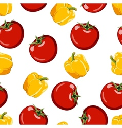 ripe pepper vector image
