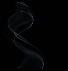 smoke - realistic smoke smoke vector image