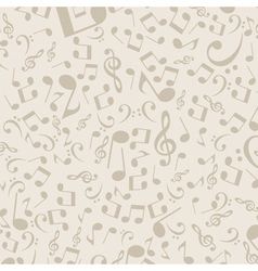 Musical background4 vector image