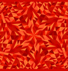 Hypnotic dynamic colorful radial pattern mosaic vector