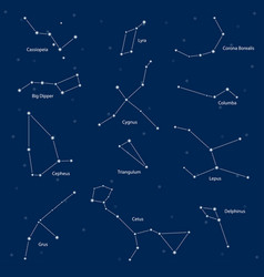 Constellations vector