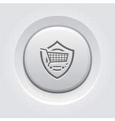 Customer Protection Icon vector