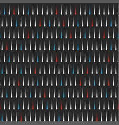 multicolored small parallel vertical lines in the vector image