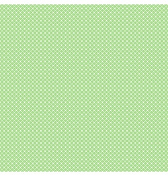 seamless pattern lines green vector image