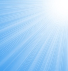 Sun Sunburst Pattern vector image vector image