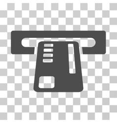 Ticket Machine Icon vector