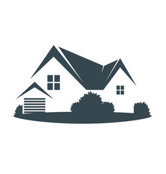 home construction and renovation vector image