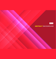 abstract red image that depicts technology with vector image