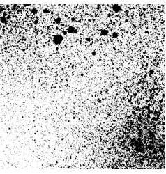 dust overlay distress dirty grain vector image