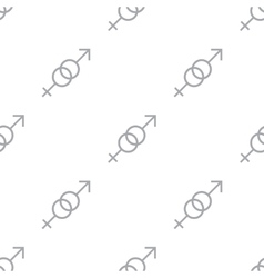 New Sex seamless pattern vector image