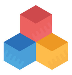 Cubic boxes vector