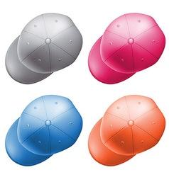 Cap hat vector