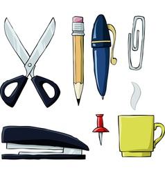 Office symbol vector