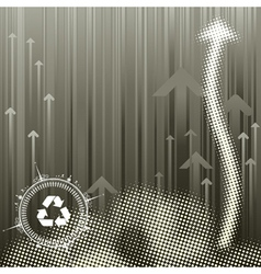 Pollution Background vector