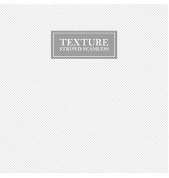 striped seamless texture - gray design fabric vector image