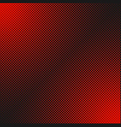 retro halftone dot pattern background - abstract vector image