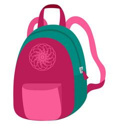 fashion handbag vector image vector image