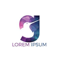 Initial letter g logo design vector
