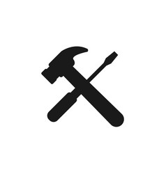 tools icon graphic design template vector image