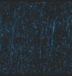 blue grunge seamless texture vector image