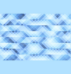 Blue stripe geometry abstract background vector